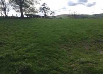 Thumbnail Farm for sale in Formerly Part Of Upper Caerfalog Farm, Llanbister, Llandrindod Wells, Powys