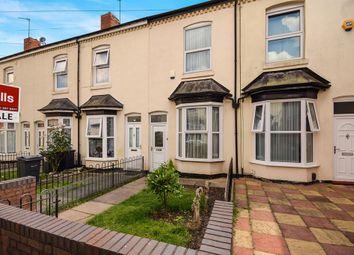 Thumbnail 2 bed terraced house for sale in Maple Grove, Leonard Road, Birmingham