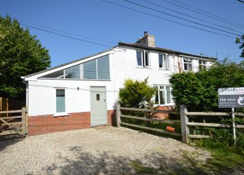 3 bed cottage for sale in Rowes Lane, East End, Lymington SO41