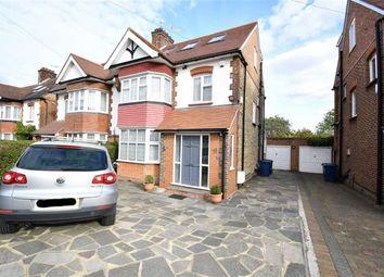Thumbnail 4 bedroom property for sale in Singleton Scarp, London