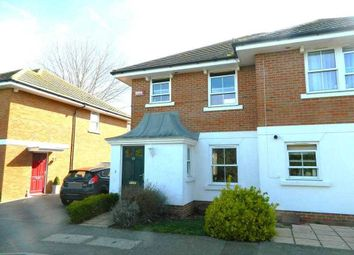Thumbnail 3 bed semi-detached house for sale in St. Lawrence Chase, Ramsgate