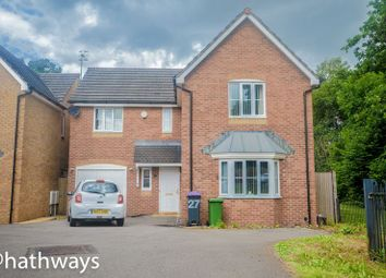 Thumbnail 4 bed detached house to rent in Mill House Court, Coed Eva, Cwmbran