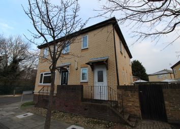 Thumbnail 2 bed end terrace house to rent in Camelot Close, Thamesmead