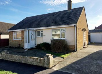 Thumbnail 3 bed detached bungalow for sale in The Glade, Hayling Island