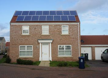 Thumbnail 4 bed detached house to rent in Jeffrey Drive, Sapley, Huntingdon