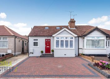 Parkside Avenue, Romford RM1. 4 bed semi-detached bungalow