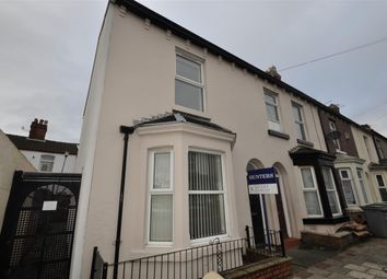 Thumbnail 2 bed terraced house for sale in Charlotte Road, Wallasey
