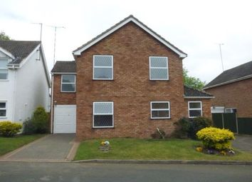 Thumbnail 4 bed detached house for sale in Mylgrove, Coventry, West Midlands