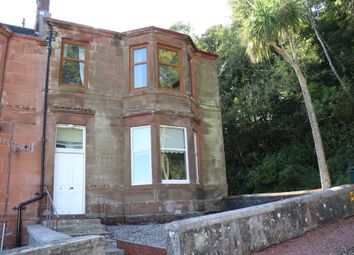 Thumbnail 2 bed flat for sale in 4 Montford Terrace, Isle Of Bute