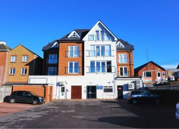Thumbnail 2 bed flat for sale in 3 Library Road, Ferndown