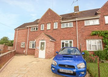 Thumbnail 4 bed end terrace house for sale in Marlborough Gardens, Faringdon