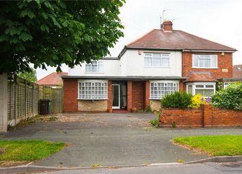 Thumbnail 2 bedroom semi-detached house for sale in Blackhalve Lane, Wednesfield, Wolverhampton, West Midlands