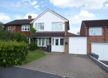 Thumbnail 3 bed property to rent in Fordhouse Road, Bromsgrove