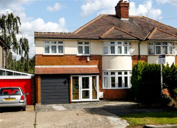 Thumbnail 4 bed semi-detached house for sale in Elmbridge Avenue, Surbiton