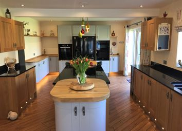 Thumbnail 5 bed detached house for sale in Alne Road, Easingwold, York