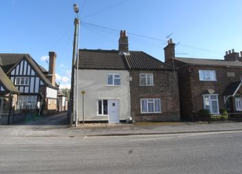 Thumbnail 2 bed cottage to rent in Fleet Street, Holbeach, Spalding