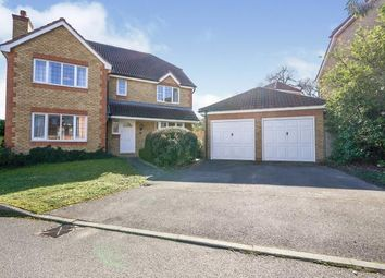 Row Town, Addlestone, Surrey KT15. 4 bed detached house for sale