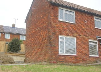 Thumbnail 2 bedroom end terrace house to rent in George Gurr Cresent, Folkestone