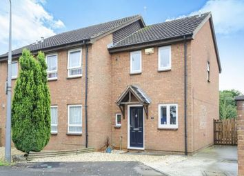 Thumbnail 2 bed semi-detached house for sale in Bader Close, Yate, Bristol, Gloucestershire