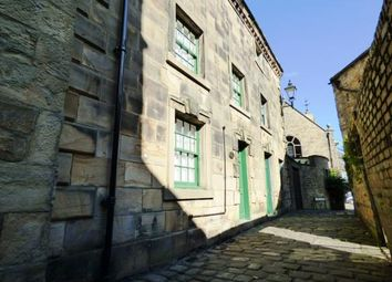 Thumbnail 1 bed terraced house for sale in Chapel Street, Longnor, Buxton, Staffordshire