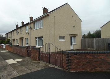 Thumbnail 2 bed end terrace house to rent in Copthorne Road, Kirkby, Liverpool