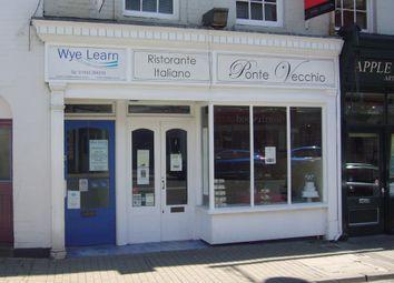Thumbnail Restaurant/cafe for sale in Bridge Street, Hereford