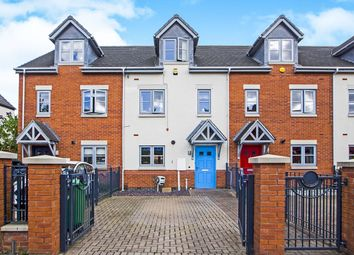 Thumbnail 3 bed terraced house for sale in Scotland Road, Nottingham