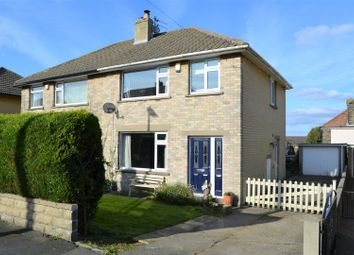 Thumbnail 3 bed semi-detached house for sale in Stocks Way, Shepley, Huddersfield
