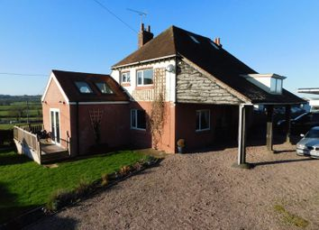 Thumbnail 4 bed detached house for sale in Butterhill House, Burston, Stone, Staffordshire.