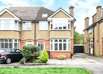 Thumbnail 4 bed semi-detached house for sale in Frankland Close, Croxley Green, Rickmansworth, Hertfordshire
