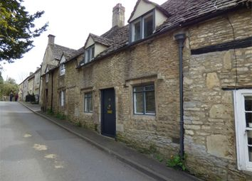 Thumbnail 2 bed terraced house for sale in Friday Street, Minchinhampton, Stroud