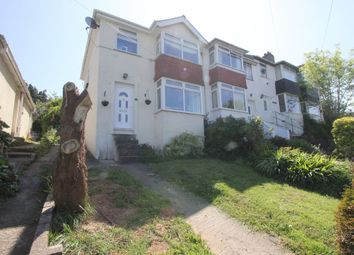 Thumbnail 3 bed end terrace house for sale in Colley Crescent, Paignton