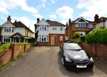Thumbnail 4 bed detached house for sale in Vicarage Lane, Kings Langley