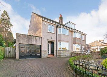 Thumbnail 3 bed semi-detached house for sale in Eldon Street, Greenock, Inverclyde