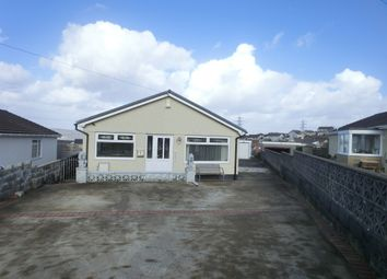 Thumbnail 2 bed bungalow for sale in Rhyd Y Glyn, Llansamlet, Swansea.