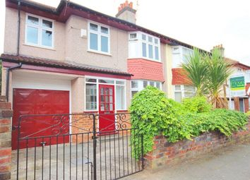 Thumbnail 5 bed semi-detached house for sale in Allangate Road, Grassendale, Liverpool