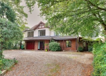 Thumbnail 5 bed detached house for sale in Keswick Road, Norwich