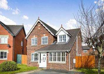 Thumbnail 4 bed detached house for sale in Henley Drive, Oswestry