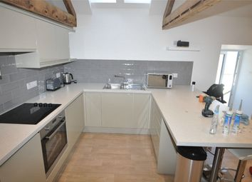 Thumbnail 3 bed flat to rent in Church Street, Falmouth