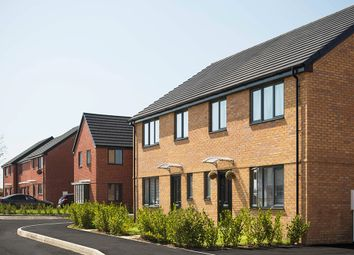 "4 bed property for sale in ""The Poplars"" at Chamberlain Way, Peterborough PE4"
