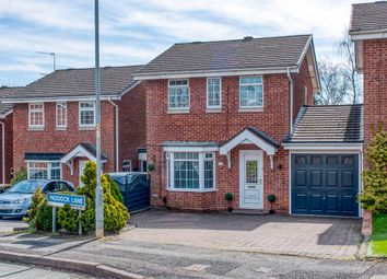 3 bed link-detached house for sale in Paddock Lane, Oakenshaw, Redditch B98