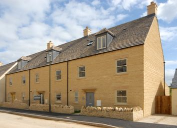 Thumbnail 4 bed end terrace house for sale in Rixon Road, Northleach