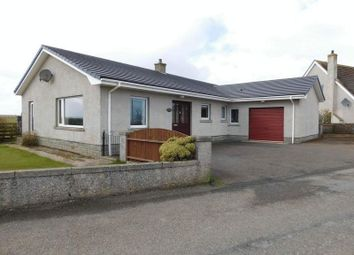 Thumbnail 4 bed detached bungalow for sale in Springfield, Glengolly, Thurso, Caithness