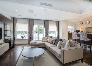 Thumbnail 2 bedroom flat for sale in Milbourne House, Princess Square, Esher, Surrey