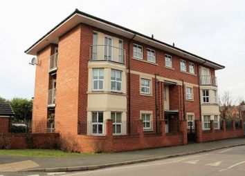2 bed flat for sale in Stockholm Road, Stockport SK3