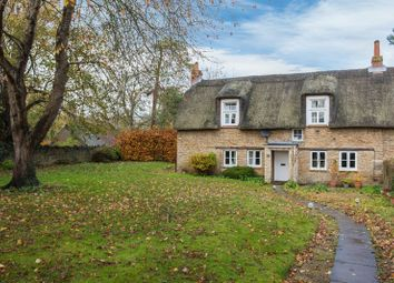 Thumbnail 2 bed semi-detached house for sale in North Street, Marcham, Abingdon