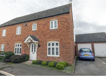 3 bed semi-detached house for sale in Niagara Close, Coventry CV4