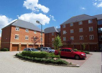 Thumbnail 3 bed flat to rent in Vernier Crescent, Medbourne, Milton Keynes