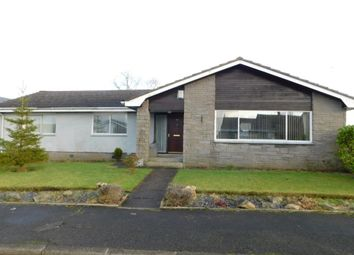 Thumbnail 4 bed bungalow for sale in Millands Road, Thankerton, Biggar