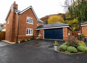 Thumbnail 4 bed detached house for sale in Tan Y Bryn Gardens, Llwydcoed, Aberdare
